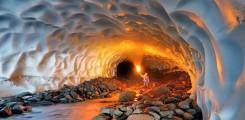 الكهوف الثلجية في روسيا