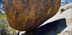 صخرة سيزيف الاسطورية في ناميبيا