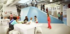 مدارس السويد تساعد الاطفال على الابداع