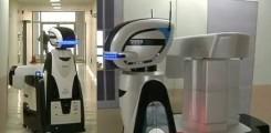 كوريا تصنع روبوتات من اجل حراسة السجون