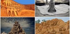 صور من اجمل المنحوتات الرملية من حول العالم