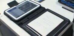 انطلاق جهاز يجمع بين الورق و التخزين الرقمى جهاز كاسيو اللوحى
