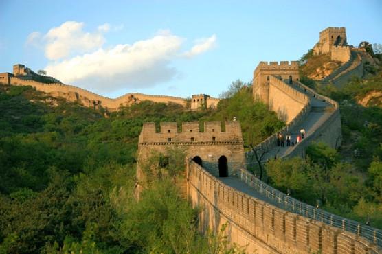 سور الصين العظيم أهم آثار الحضارة الصينية القديمة