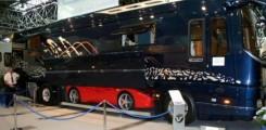 معلومات عن أضخم حافلة في العالم