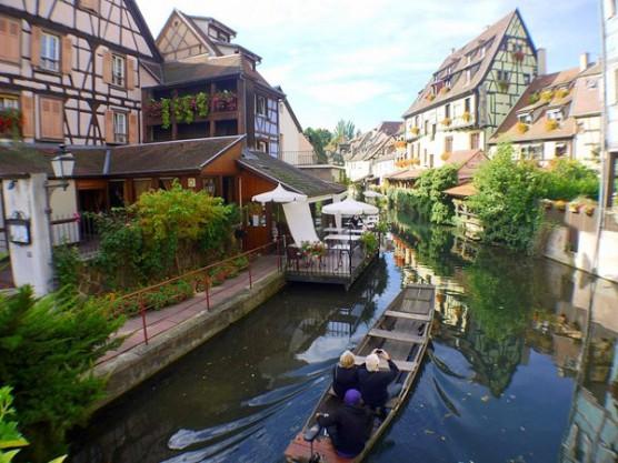 مدينة كولمار في فرنسا مدينا ترضي مختلف الأذواق