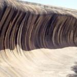 أمواج الصخورحقيقة وليست خيال